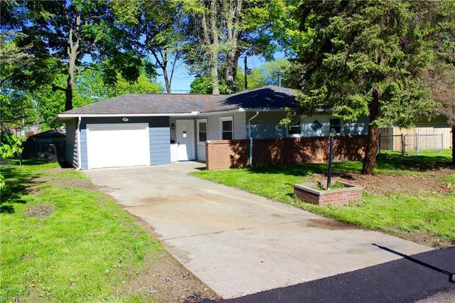 2585 Cathy Drive NE, Canton, OH 44705 (MLS #4278712) :: RE/MAX Trends Realty