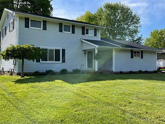 8159 W Wadora Circle NW, North Canton, OH 44720 (MLS #4278759) :: RE/MAX Trends Realty