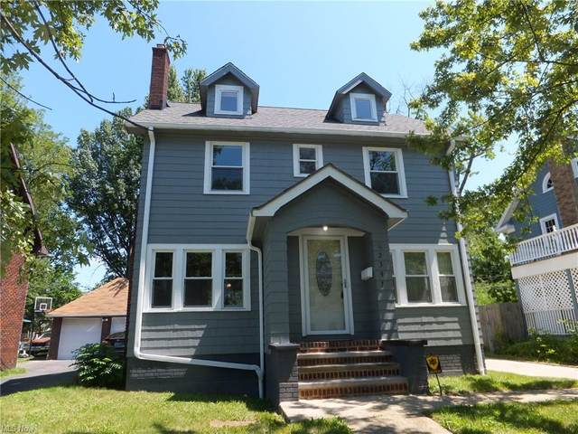 2393 S Taylor Road, Cleveland Heights, OH 44118 (MLS #4278861) :: The Holden Agency