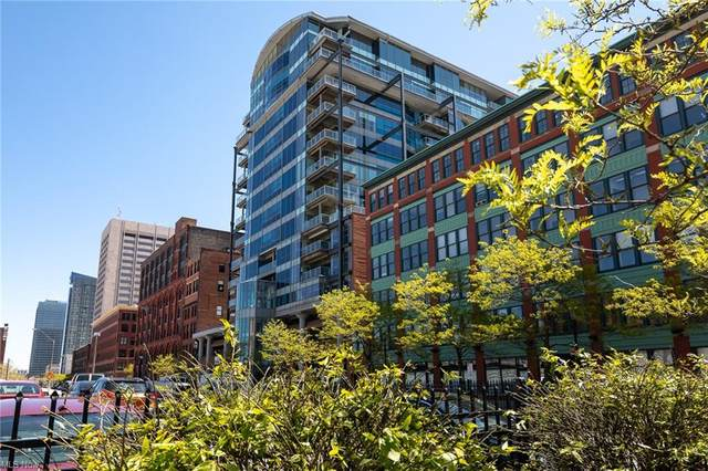 701 W Lakeside Avenue #1304, Cleveland, OH 44113 (MLS #4278879) :: Select Properties Realty