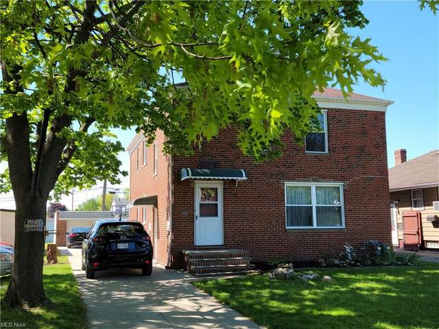 2019 Russell Avenue, Parma, OH 44134 (MLS #4278928) :: The Holly Ritchie Team