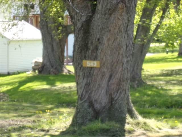 543 Parker Street, Conneaut, OH 44030 (MLS #4278958) :: Keller Williams Chervenic Realty