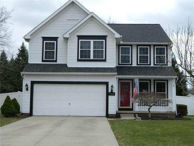 1038 Roy Marsh Drive, Kent, OH 44240 (MLS #4279087) :: Keller Williams Chervenic Realty