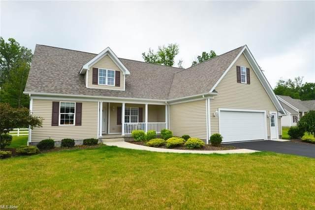 105 Kingston Court, Warren, OH 44484 (MLS #4279093) :: Select Properties Realty