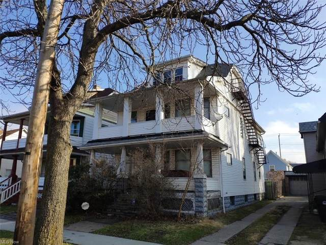 3795 E 55th Street, Cleveland, OH 44105 (MLS #4279134) :: The Art of Real Estate