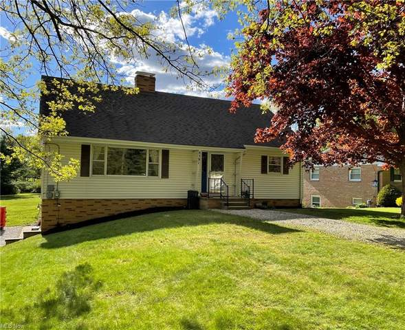 8591 Byrd Street NE, Alliance, OH 44601 (MLS #4279195) :: Select Properties Realty
