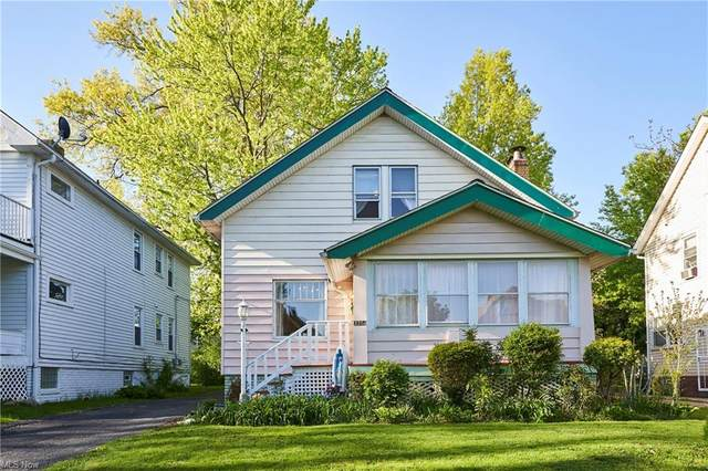 3394 Altamont Avenue, Cleveland Heights, OH 44118 (MLS #4279206) :: Select Properties Realty