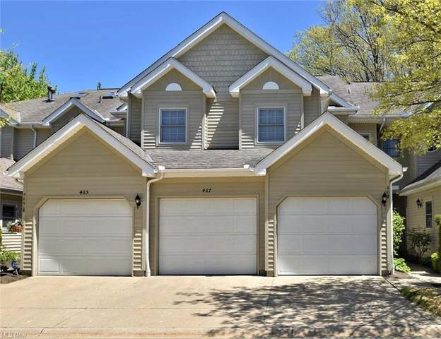 467 Eagle Trace Drive #467, Mayfield Heights, OH 44124 (MLS #4279240) :: The Tracy Jones Team