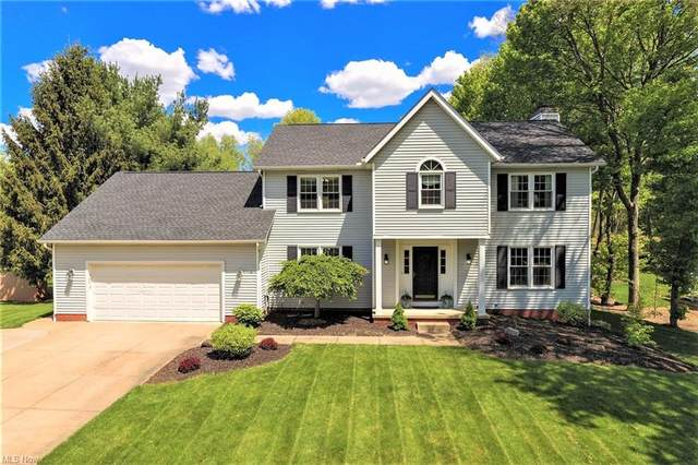 573 Woodhaven Drive, Uniontown, OH 44685 (MLS #4279241) :: Keller Williams Chervenic Realty