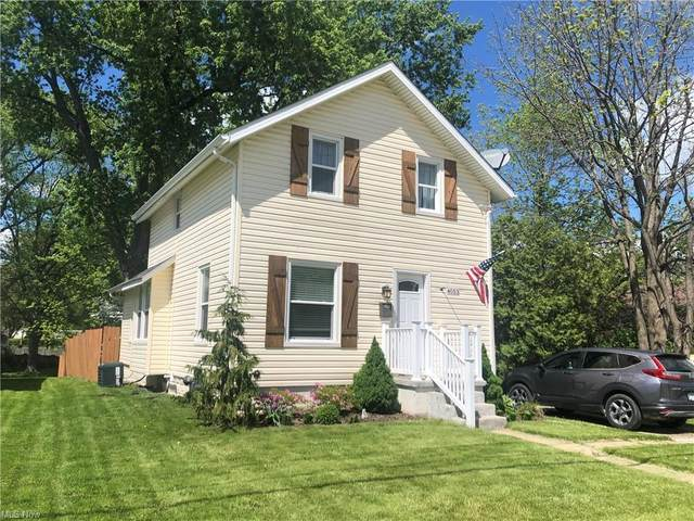 4053 Mogadore Road, Mogadore, OH 44260 (MLS #4279279) :: Select Properties Realty