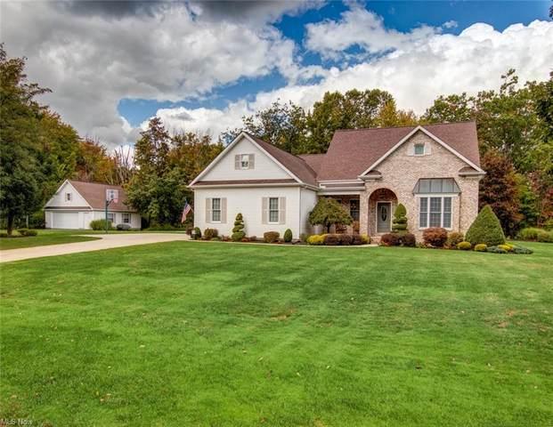 305 W Cedar Street, Jefferson, OH 44047 (MLS #4279307) :: Select Properties Realty