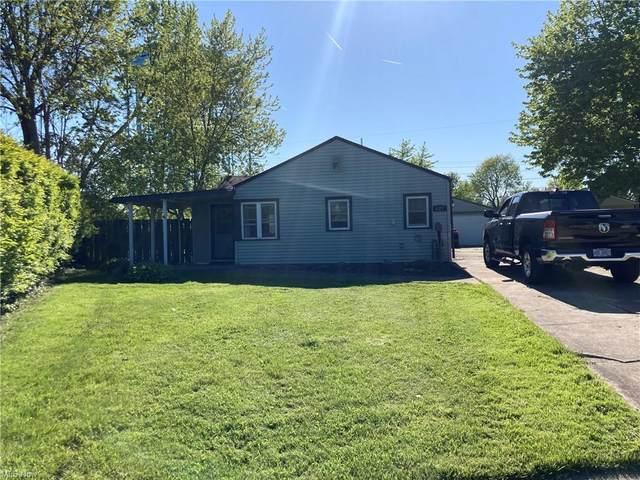 627 Weller Road, Elyria, OH 44035 (MLS #4279313) :: Select Properties Realty