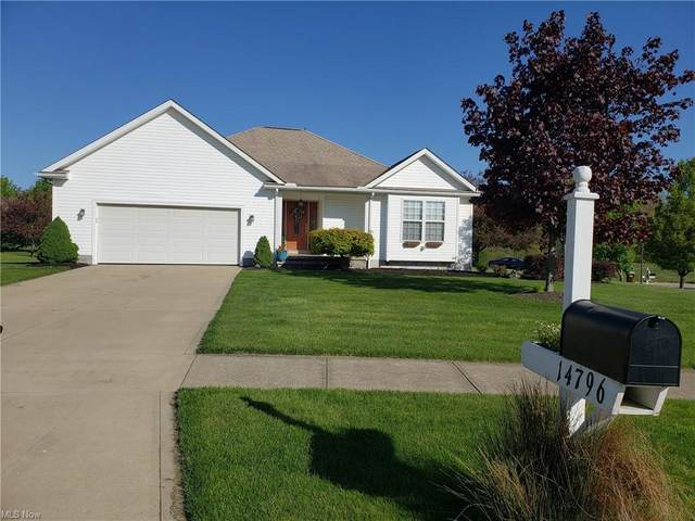 14796 Glen Valley Drive, Middlefield, OH 44062 (MLS #4279328) :: Select Properties Realty