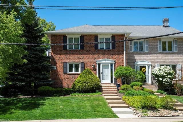 17 Edgewater Square #17, Lakewood, OH 44107 (MLS #4279343) :: Keller Williams Chervenic Realty