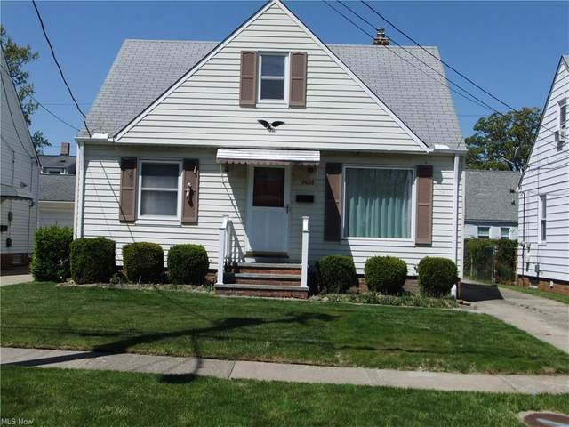 1636 Mapledale Road, Wickliffe, OH 44092 (MLS #4279387) :: RE/MAX Edge Realty
