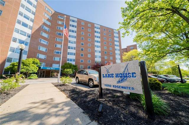 11850 Edgewater Drive #508, Lakewood, OH 44107 (MLS #4279408) :: The Jess Nader Team | RE/MAX Pathway