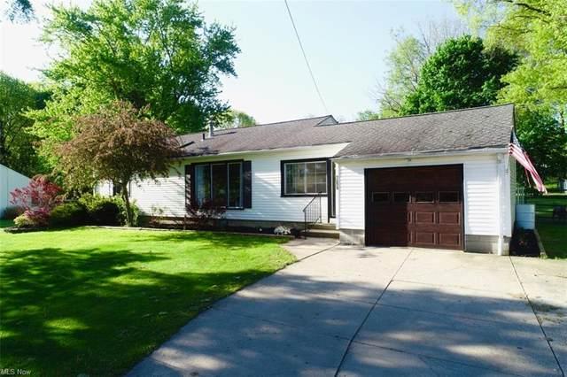 612 Center Road, New Franklin, OH 44319 (MLS #4279430) :: Keller Williams Chervenic Realty