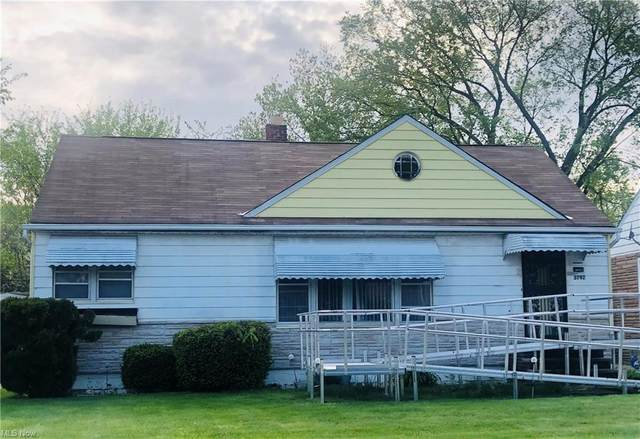 3792 E 183rd Street, Cleveland, OH 44122 (MLS #4279476) :: RE/MAX Edge Realty