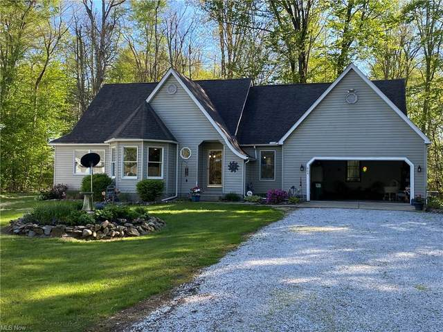 964 Sunset Circle, Roaming Shores, OH 44085 (MLS #4279647) :: Select Properties Realty