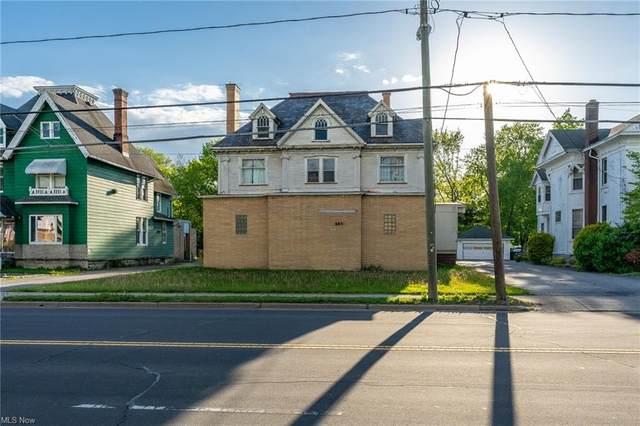 689 N Park Avenue, Warren, OH 44483 (MLS #4279652) :: Tammy Grogan and Associates at Keller Williams Chervenic Realty