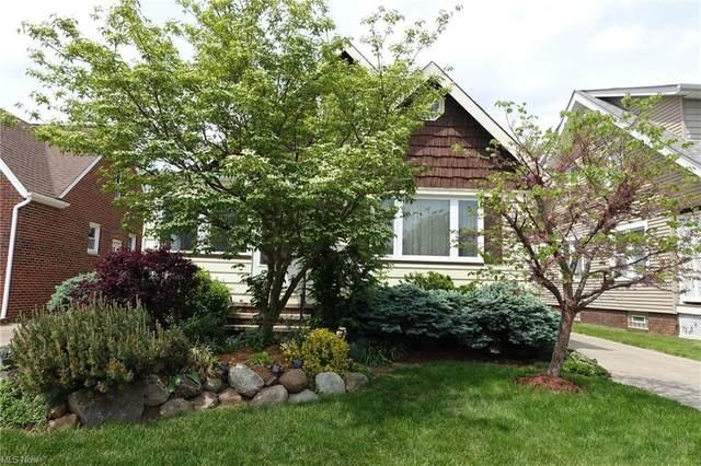 7704 Spring Garden Road, Parma, OH 44129 (MLS #4279818) :: Keller Williams Legacy Group Realty