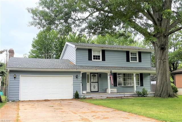 4240 Hickory Hill Avenue, Lorain, OH 44052 (MLS #4279886) :: The Holden Agency
