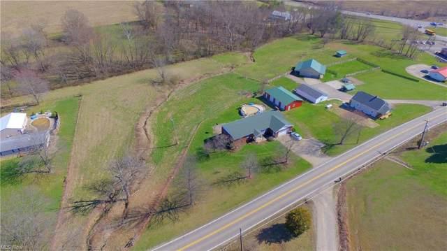 3890 Dillon Falls Road, Zanesville, OH 43701 (MLS #4279992) :: RE/MAX Trends Realty