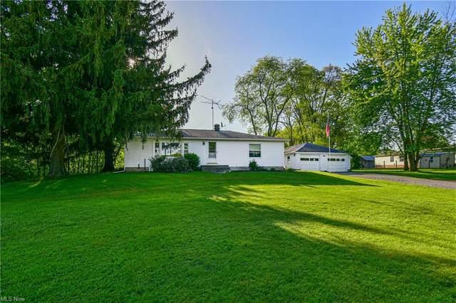 3368 Mccracken Road, Salem, OH 44460 (MLS #4280222) :: Tammy Grogan and Associates at Keller Williams Chervenic Realty