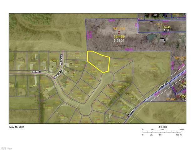 Homan Drive, Doylestown, OH 44230 (MLS #4280300) :: The Art of Real Estate