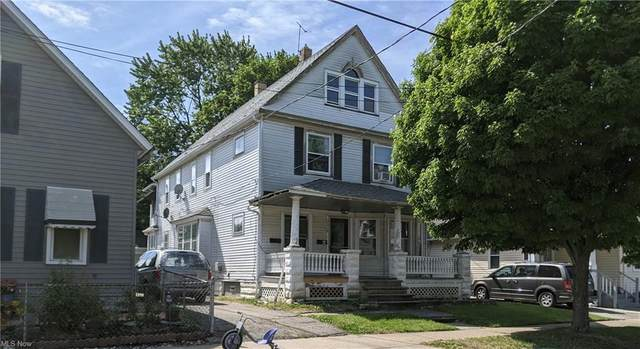 3218 W 54th Street, Cleveland, OH 44102 (MLS #4280304) :: RE/MAX Trends Realty