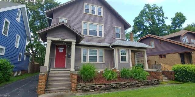 1550 S Taylor Road, Cleveland Heights, OH 44118 (MLS #4280337) :: Tammy Grogan and Associates at Keller Williams Chervenic Realty