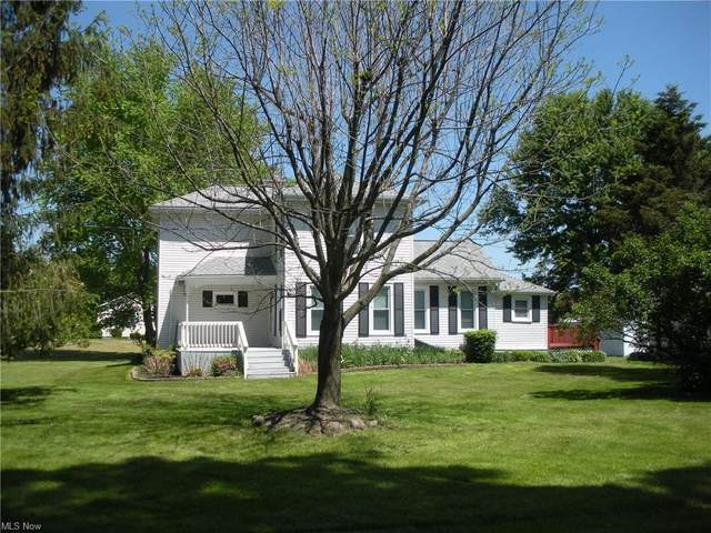 2225 Moore Road, Orwell, OH 44076 (MLS #4280359) :: The Holden Agency