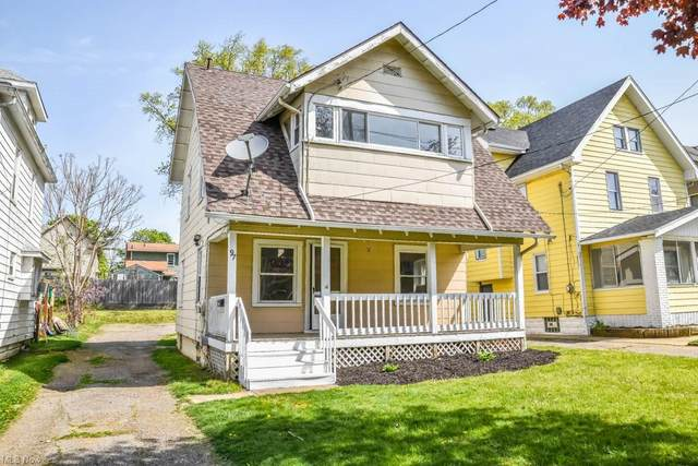 97 E Brookside Avenue, Akron, OH 44301 (MLS #4280446) :: The Holly Ritchie Team