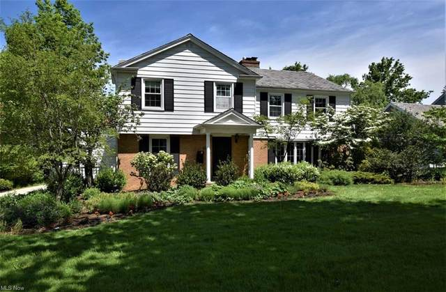 21299 S Woodland Road, Shaker Heights, OH 44122 (MLS #4280482) :: The Holly Ritchie Team