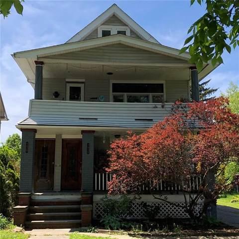 1626 Grace Avenue, Lakewood, OH 44107 (MLS #4280564) :: The Tracy Jones Team