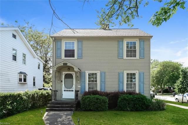 564 E 266th Street, Euclid, OH 44132 (MLS #4280575) :: Tammy Grogan and Associates at Keller Williams Chervenic Realty