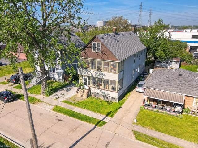4024 E 26th Street, Newburgh Heights, OH 44105 (MLS #4280578) :: The Crockett Team, Howard Hanna