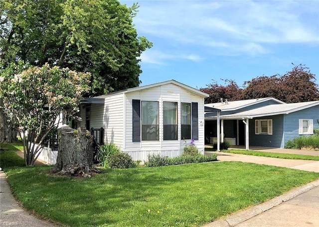 135 Coen Road, Vermilion, OH 44089 (MLS #4280665) :: Tammy Grogan and Associates at Keller Williams Chervenic Realty