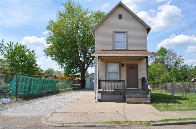 2111 Henry Avenue SW, Canton, OH 44706 (MLS #4280727) :: RE/MAX Trends Realty