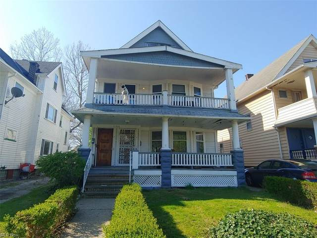 11316 Durant Avenue, Cleveland, OH 44108 (MLS #4280752) :: The Holly Ritchie Team