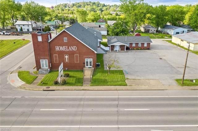 2103 Camden Avenue, Parkersburg, WV 26101 (MLS #4280763) :: Tammy Grogan and Associates at Keller Williams Chervenic Realty