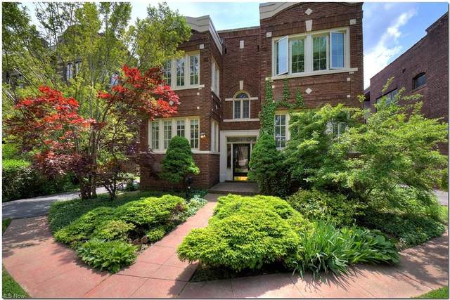 2460 Overlook Road #1, Cleveland Heights, OH 44106 (MLS #4280833) :: The Art of Real Estate