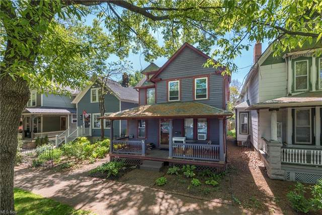 4011 Whitman Avenue, Cleveland, OH 44113 (MLS #4280914) :: The Tracy Jones Team