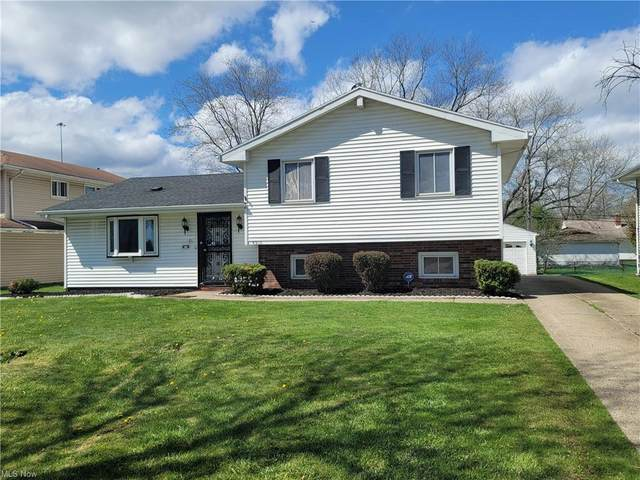 4910 Annette Place, Warrensville Heights, OH 44128 (MLS #4281044) :: The Holly Ritchie Team