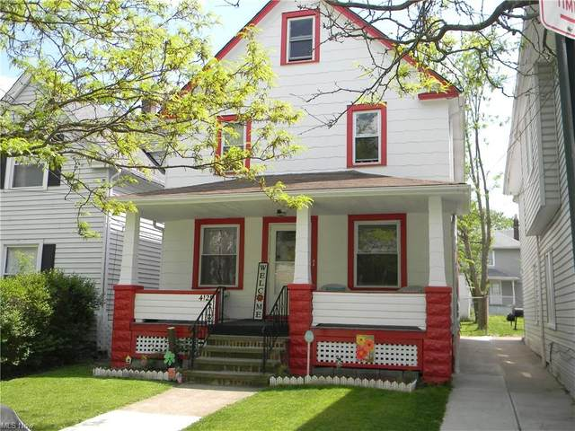 4125 Bucyrus Avenue, Cleveland, OH 44109 (MLS #4281122) :: The Tracy Jones Team