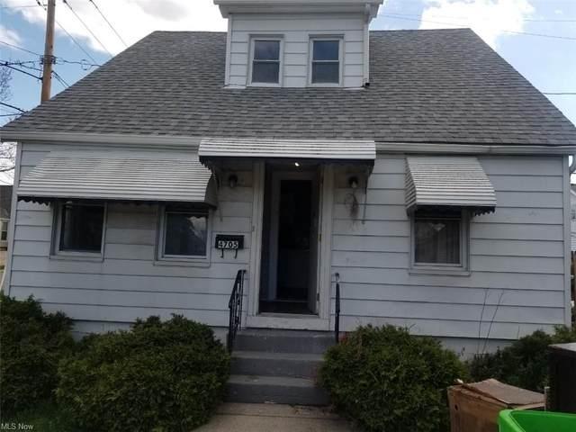 4705 E 85th Street, Garfield Heights, OH 44125 (MLS #4281164) :: The Tracy Jones Team
