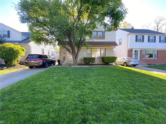 2424 Bromley Road, University Heights, OH 44118 (MLS #4281208) :: The Holden Agency