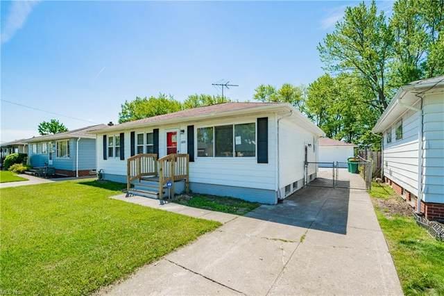 16004 Evening Star Avenue, Maple Heights, OH 44137 (MLS #4281213) :: Tammy Grogan and Associates at Keller Williams Chervenic Realty