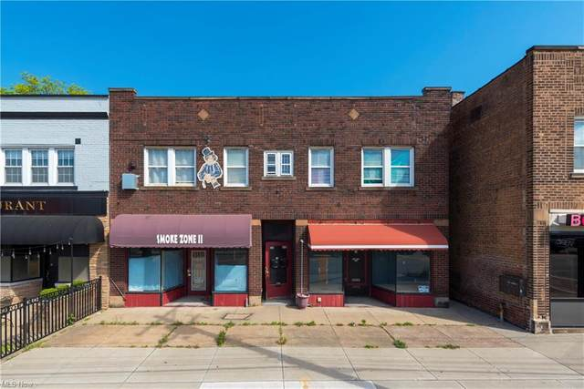 13030 Lorain Avenue, Cleveland, OH 44111 (MLS #4281236) :: Jackson Realty