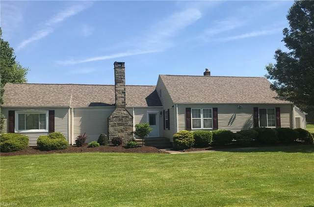 4239 S Raccoon Road, Canfield, OH 44406 (MLS #4281240) :: The Tracy Jones Team